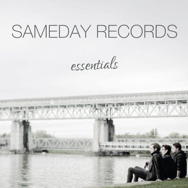 Essentials (CD Cover)